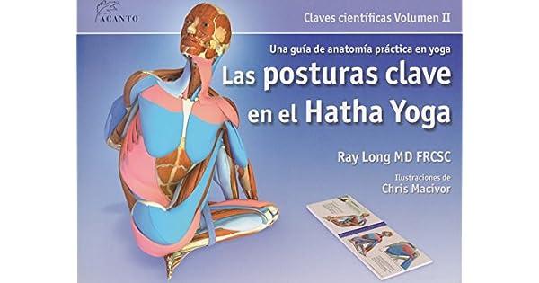 Posturas Clave En El Hatha Yoga, Las. Una Guia De Anatomia Practica ...
