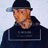 Concrete Pillow (feat. Alli Simpson)