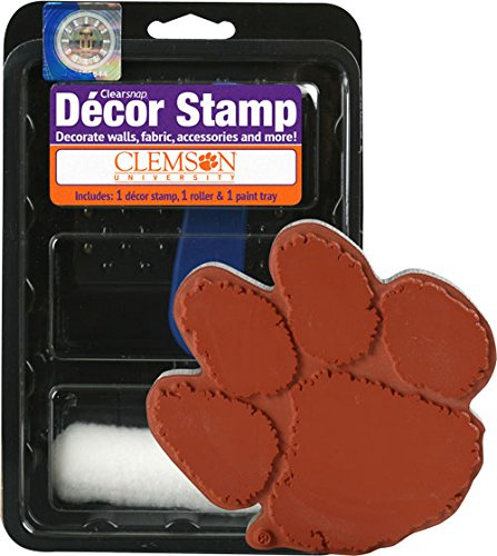 Clearsnap Color Box Clemson University D - Decor Stamp Shopping Results