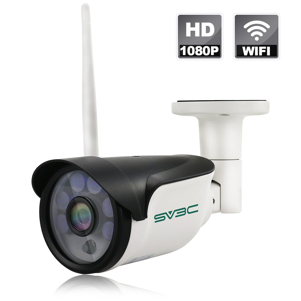 amazon com sv3c wireless security camera full hd 1080p wifi ip