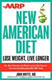 AARP New American Diet, John Whyte, 1118185110