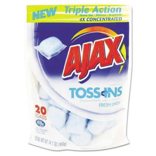 Ajax PBC49704 - Toss Ins Powder Laundry Detergent