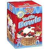 Joy, Waffle Bowls (Pack of 24)