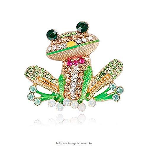 Mimgo Frog Brooch...