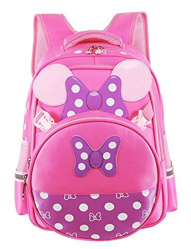 Fifriver Waterproof Kids Backpack - Cute Toddler School Bookbag - Children Durable Diaper Bag - Adorable Travel Back Pack for...