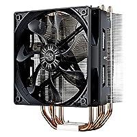 Cooler Master Hyper 212 Evo (RR-212E-20PK-R2) Enfriador de CPU con ventilador PWM, cuatro tubos de calor de contacto directo