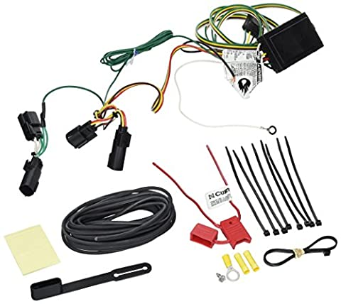 CURT 56164 Custom Wiring Harness - Standard Trailer Wiring