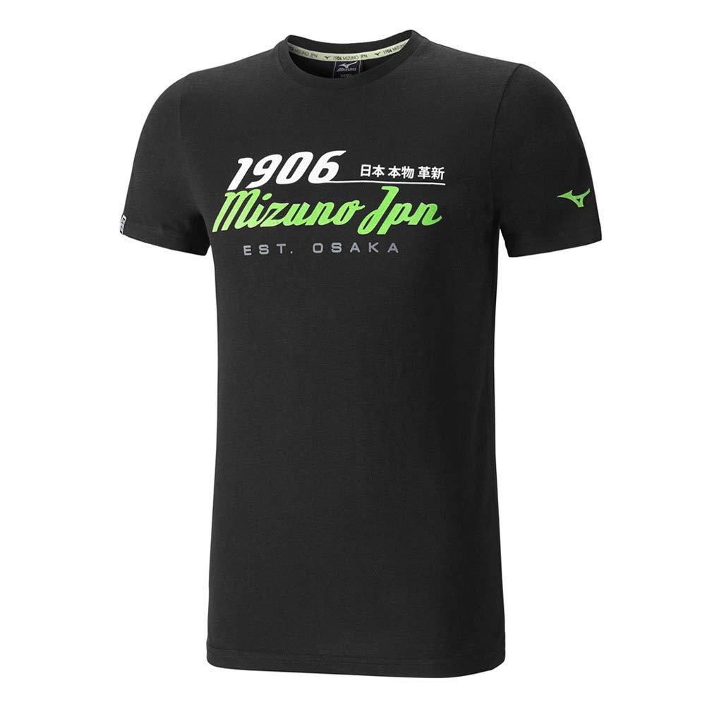 Mizuno JPN Heritage Running T-Shirt AW16