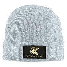 Runningway Golden Molon Labe Helmet Knit Winter Beanie Hat Skull Cap Unisex