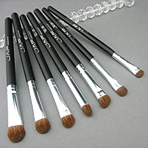 7pcs Brushes for Makeup 100% Natural Animal Horse Pony Hair Eye Makeup Brush Set