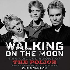 Walking on the Moon Audiobook