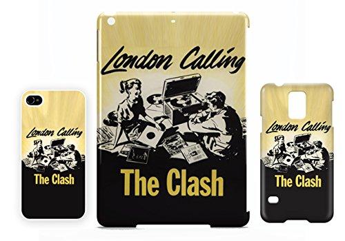 The Clash London Calling iPhone 7 cellulaire cas coque de téléphone cas, couverture de téléphone portable