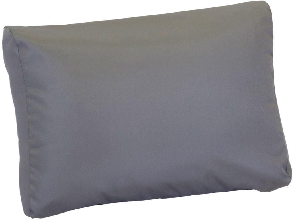 Beo Premium Lounge Rückenkissen Palettenkissen im Farbton Anthrazit ca. 60 x 40 cm aus 100% Polyester Wasserabweisend