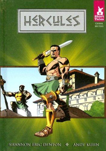 Hercules (Short Tales Greek Myths) by Magic Wagon