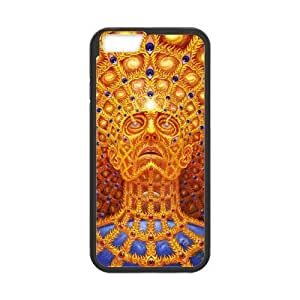 MeowStore Pretty Colorful Alex Gray Art Painting Over Soul Phone Case Cover For SamSung Galaxy S4