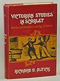Victorian Studies in Scarlet 9780393086058