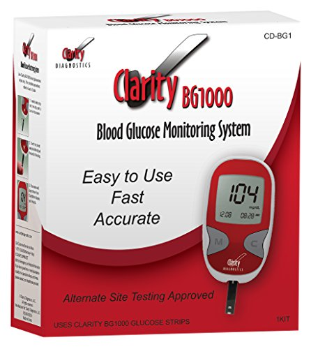 Clarity Diagnostics Glucose