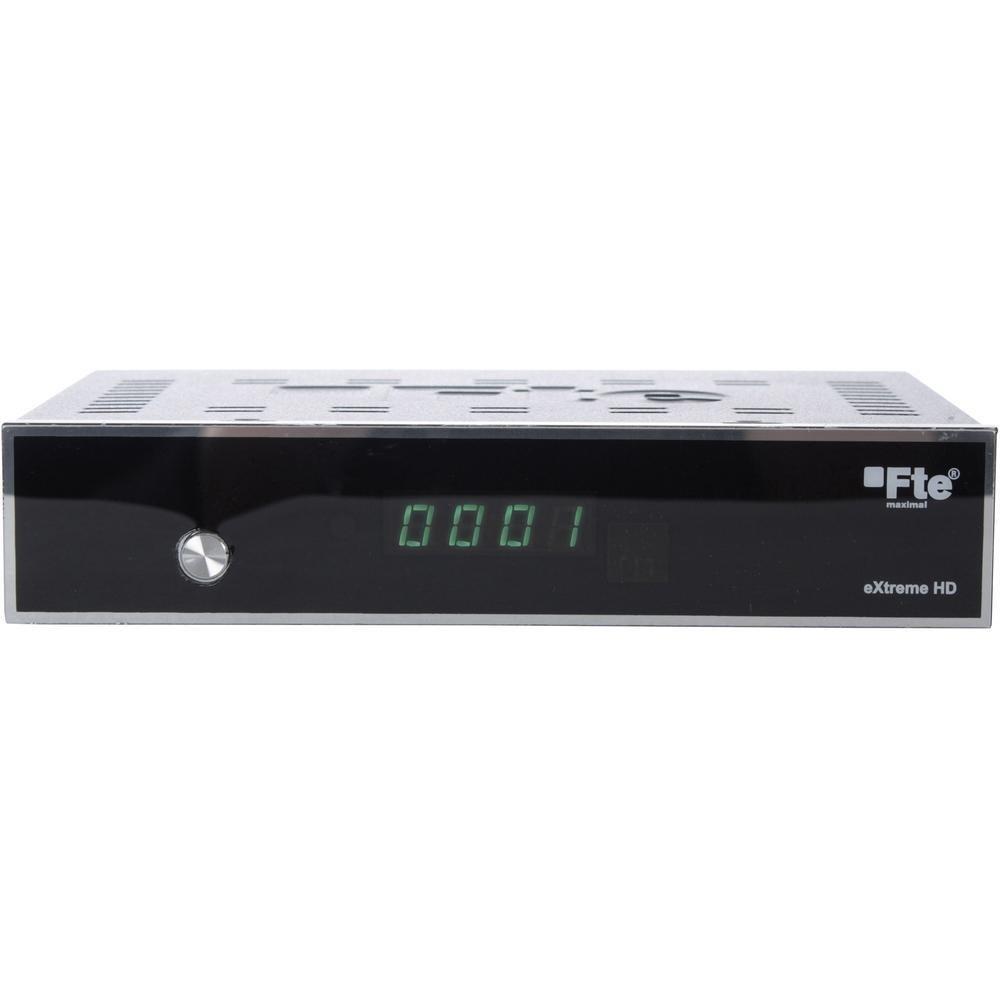 FTE de máxima 0008022 HD Zapper - Receptor/HDMI, USB, WiFi Opcional Negro: Amazon.es: Electrónica