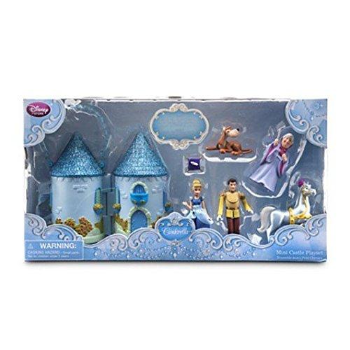 Disney Cinderella Mini Castle Play