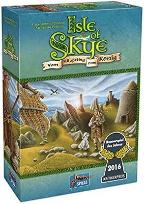 Lookout Games - Juego de Mesa Isla de Skye para niños de 10 años y ...