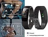 Waterproof Health Tracker,MorePro Fitness Tracker