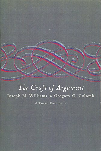 The Craft of Argument (3rd Edition)