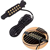 Luvay Guitar Pickup Acoustic Electric Transducer for...
