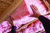 Owens Corning RU41 Fiberglass Insulation, Pink