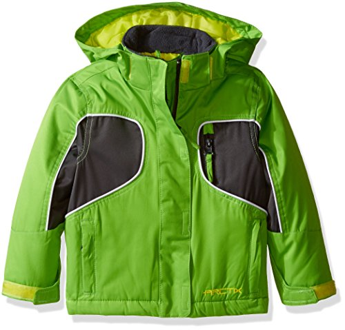 insulated jacket for boys - 3