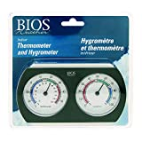 BIOS Indoor Thermometer and Hygrometer