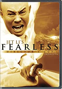 Jet Li's Fearless (Unrated Director's Cut)