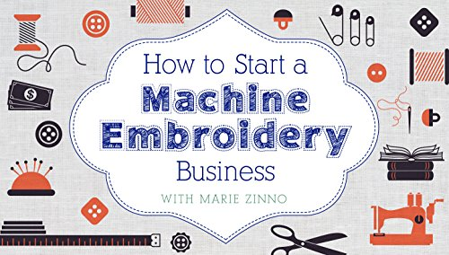 How to Start a Machine Embroidery - Structure Get How Face To Perfect