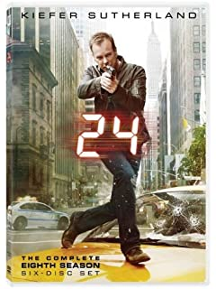 Amazon com: 24: The Complete Series: Kiefer Sutherland, Carlos