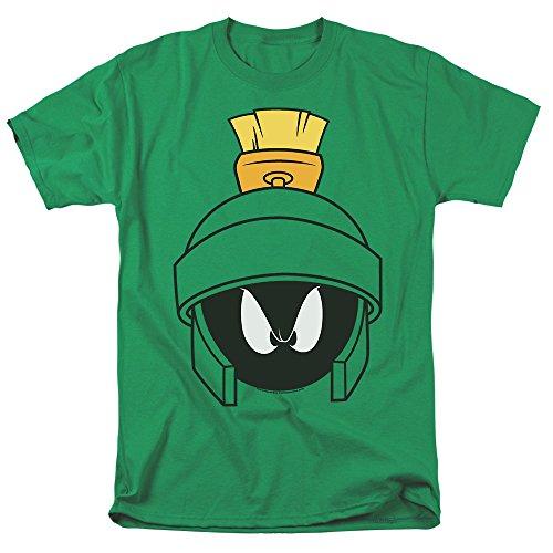 Looney Tunes Marvin Helmet T Shirt -