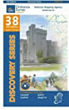 Front cover for the book Discovery Series 38: Mayo, Galway by Ordnance Survey Ireland