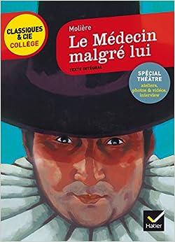 Book's Cover of Le Médecin malgré lui: nouveau programme (Français) Poche – 15 avril 2015