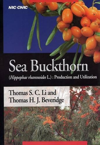 Sea Buckthorn: Hippophae Rhamnoides L.: Production and Utilization ebook
