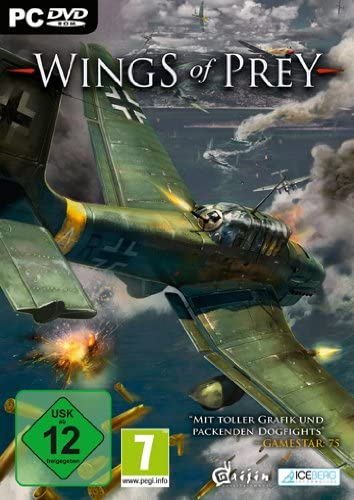 Wings of Prey (PC) [Importación alemana]: Amazon.es: Videojuegos