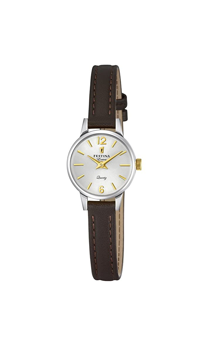 Amazon.com: Festina F20260/2 F20260/2 Wristwatch for women Classic & Simple: Watches