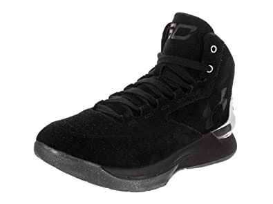 f77f613fa Under Armour UA Curry 1 Lux Mid SDE Mens Hi Top Basketball Trainers 1296617  Sneakers Shoes