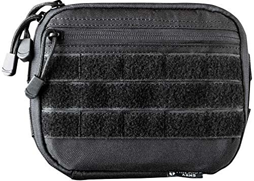 (Tiberius Arms Paintball Commander Pouch - Black)