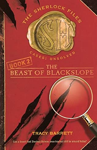 book cover of The Beast of Blackslope