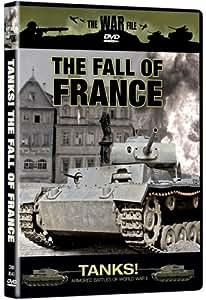 Tanks Fall of France