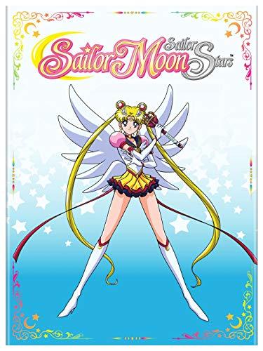 Sailor Moon Sailor Stars Part 1 (Season 5) (DVD)