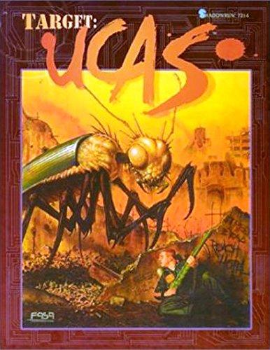 Target: UCAS (Shadowrun RPG, FAS7214) Linda Naughton