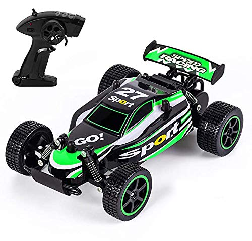 Thedttoy Remote Control Car High Speed RC Cars 2.4Ghz 1:20 Fast Race Buggy Hobby Cars Toy for Kids Adults