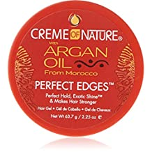 Creme Of Nature Argan Oil Perfect Edges Ctrl 2.25oz Jar