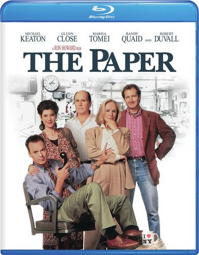 The Paper [Blu-ray]