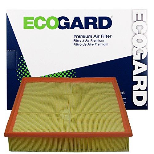 Ecogard XA5539 Premium Engine Air Filter Fits Dodge 3500 2003-2006 | Freightliner Sprinter 2500 2.7L Diesel 2002-2006
