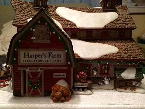 Department 56 New England Village Series Harpers Farm